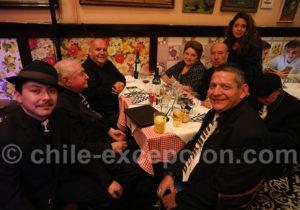 Groupe de musiciens du Liguria