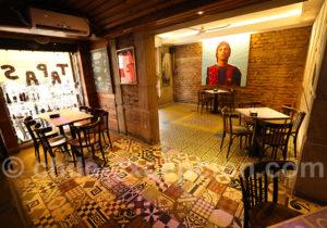 De la Ostia, restaurant de tapas