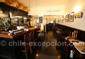 La Bifería, restaurant de bonne viande à Santiago
