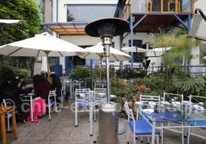 La Concepción, restaurant avec vue sur la baie de Valparaiso