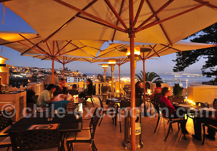 Restaurant Mar Alegre, hôtel Casa Higueras