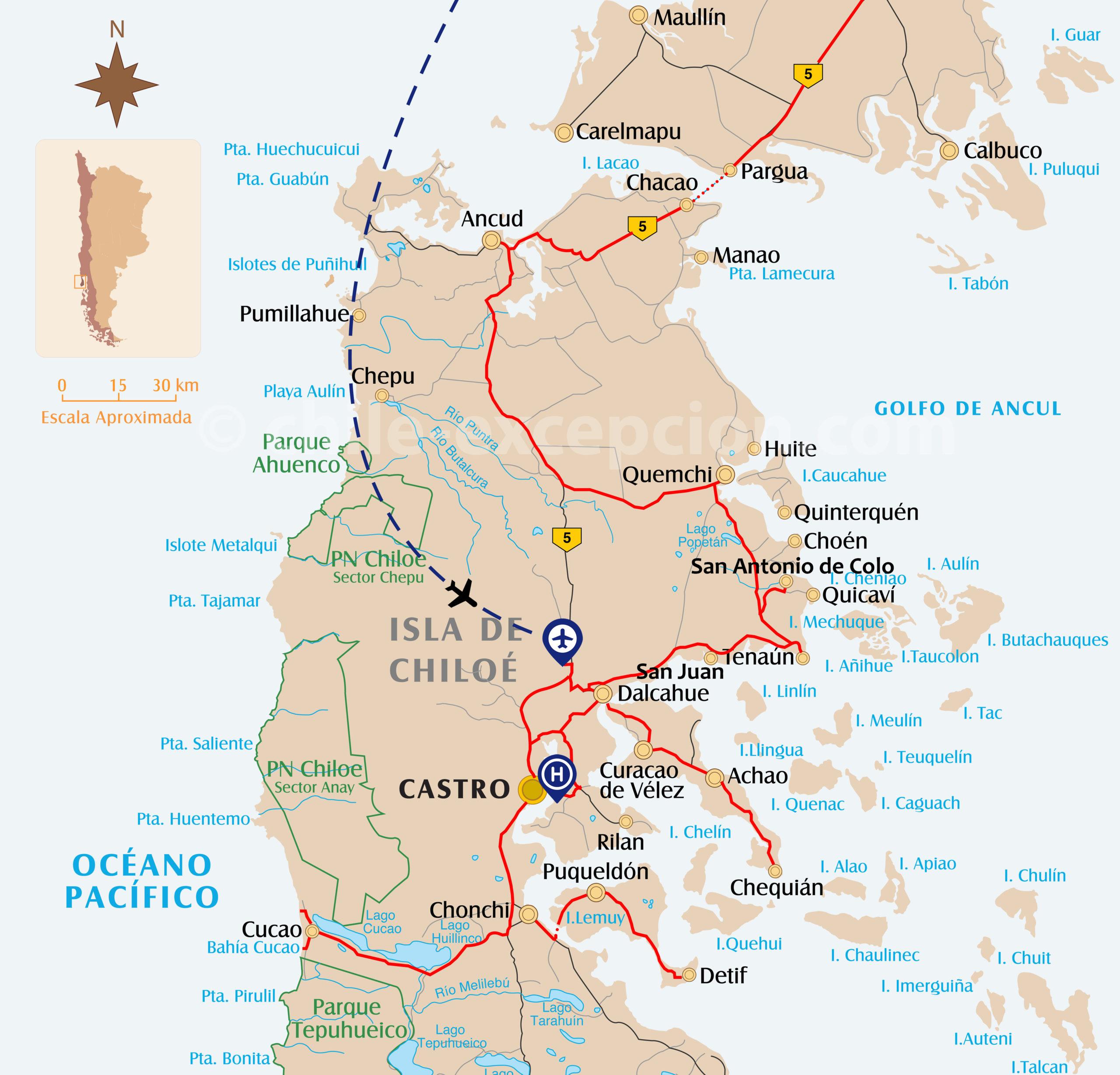 Voyage Autotour Chiloé 15