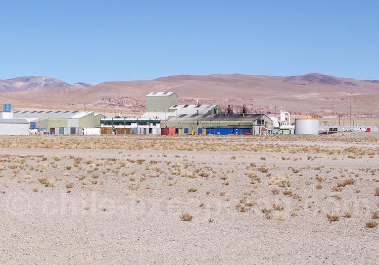 Chili deuxième producteur mondial de lithium