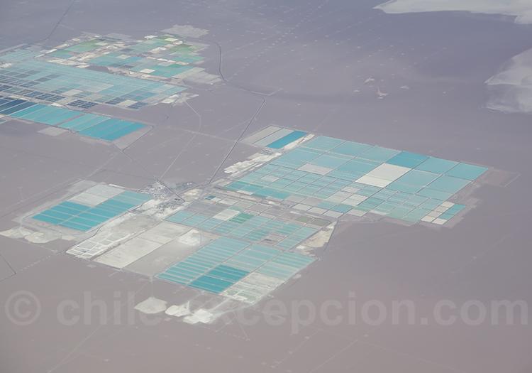 Economie du lithium au Chili