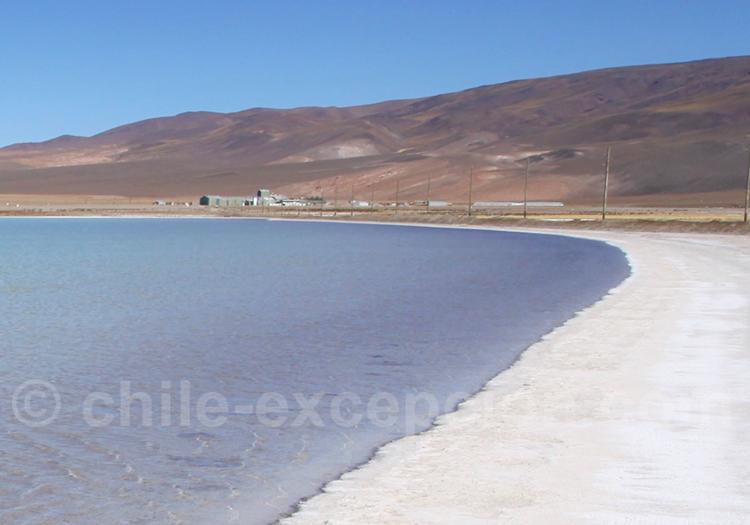 Extraction du lithium au Chili