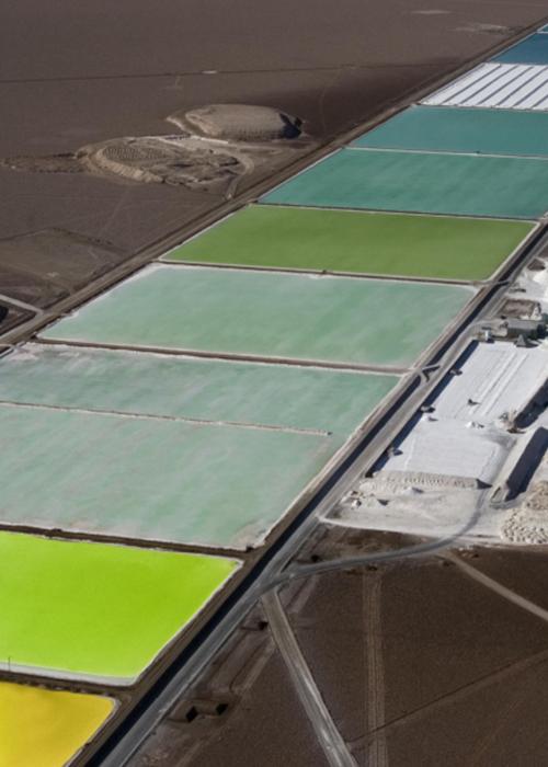 Lithium au Chili