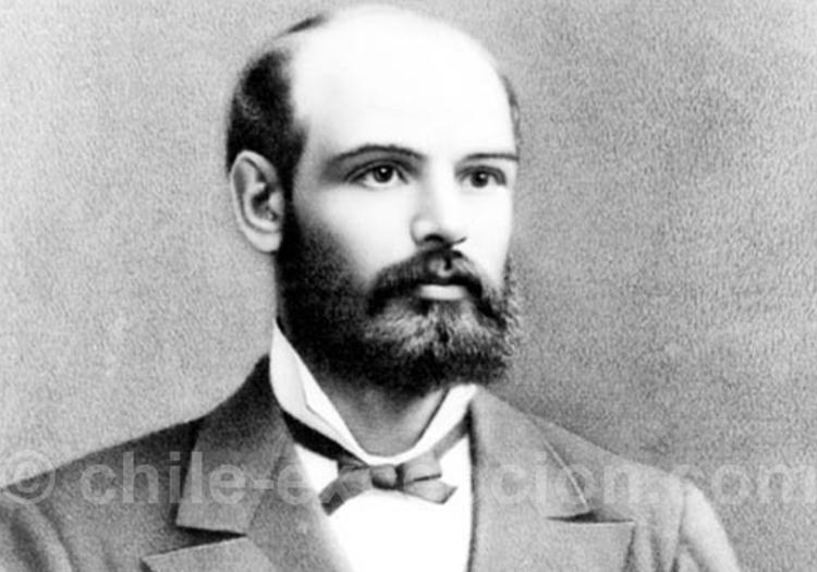 Arturo Prat, héros du Chili