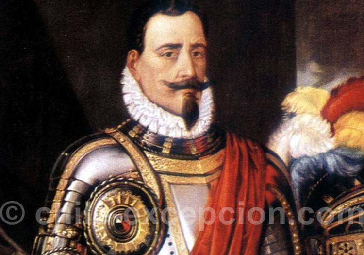 Pedro de Valdivia, militaire et conquérant espagnol